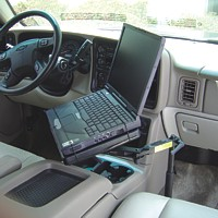 SUV Laptop Desk